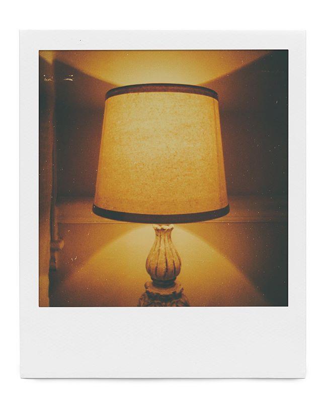 """""""I love lamp."""" - Brick Tamland"""