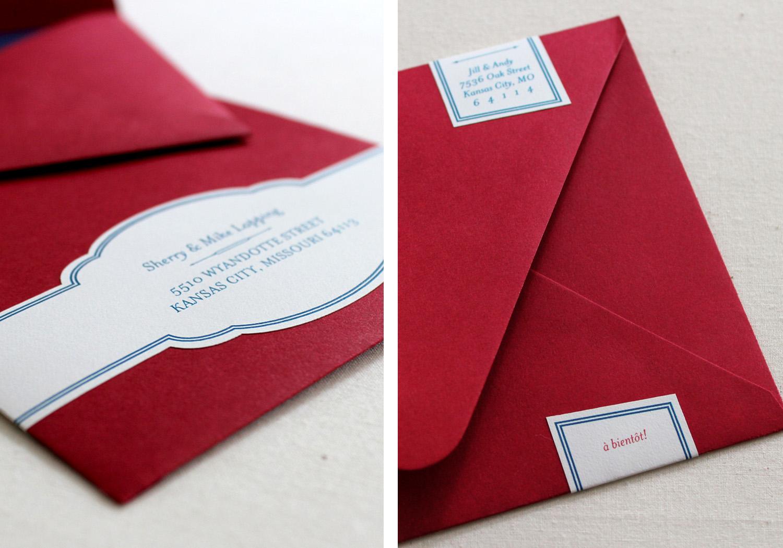 Of+Good+stock+custom+envelope-label+wedding+invitation
