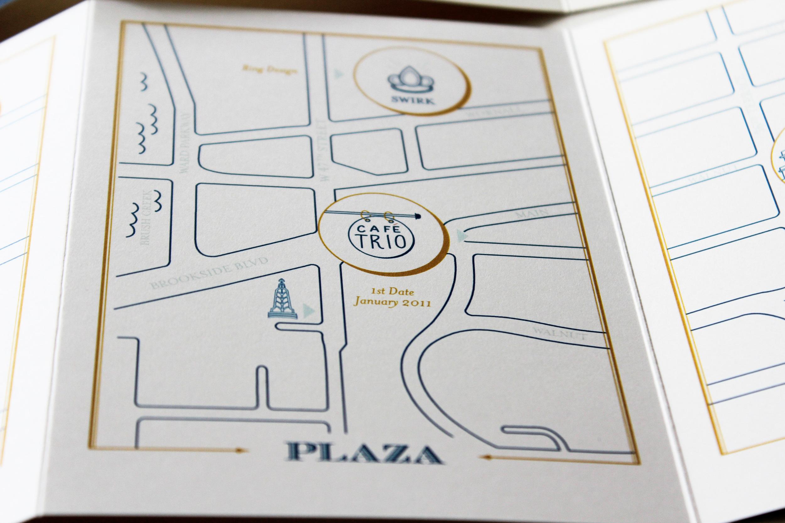 Of+Good+stock+trifold+custom+map+wedding+invitation