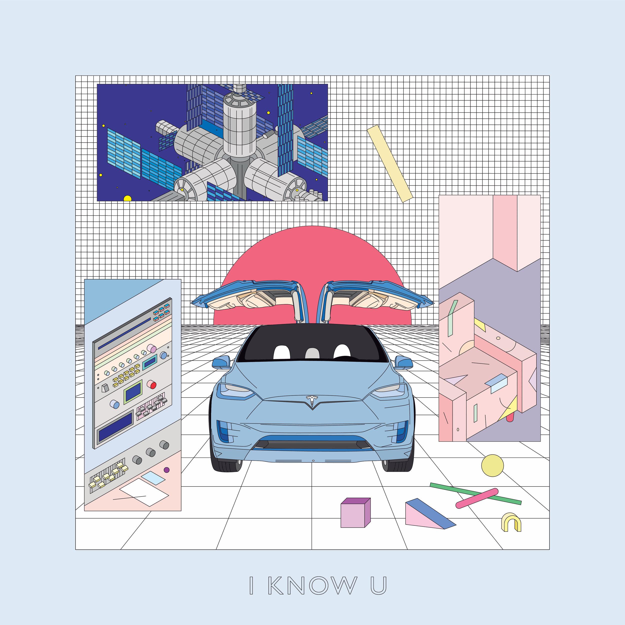 PLAYCES - I Know U