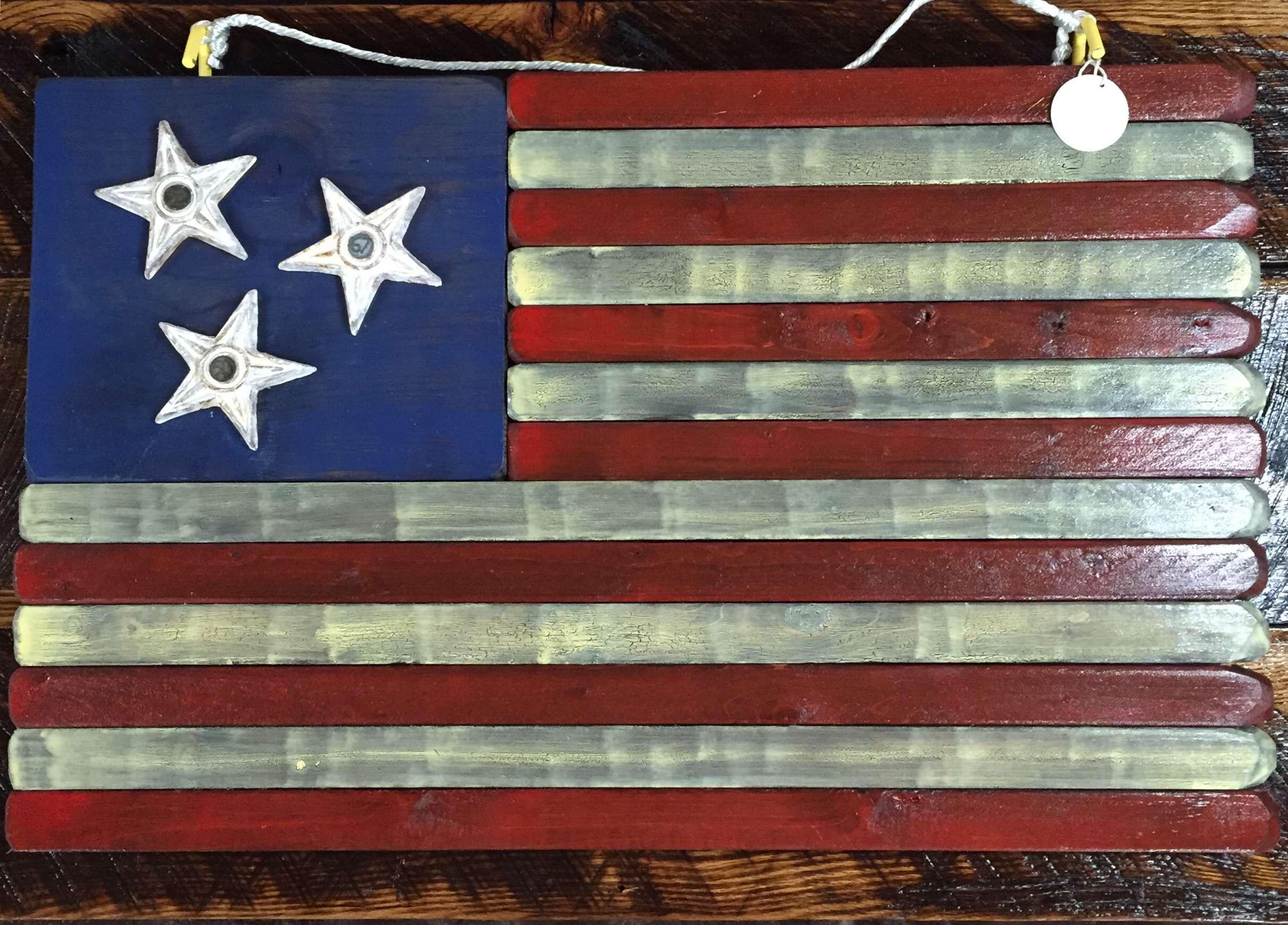 Tennessee Stars Flag
