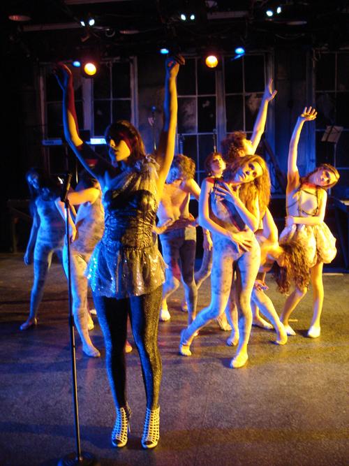 Director: Chantel Pascente  Set: Hannah Hogan  Costumes: Emily Lippolis  Photo: Vadim Ledvin  2009