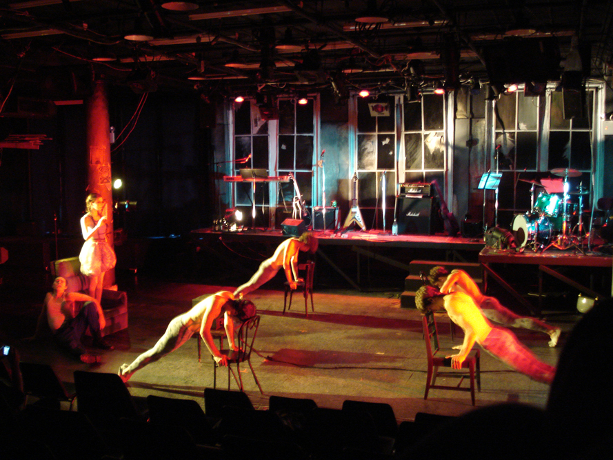 Director: Chantel Pascente  Set: Hannah Hogan  Costumes:Emily Lippolis  Photo: Vadim Ledvin  2009