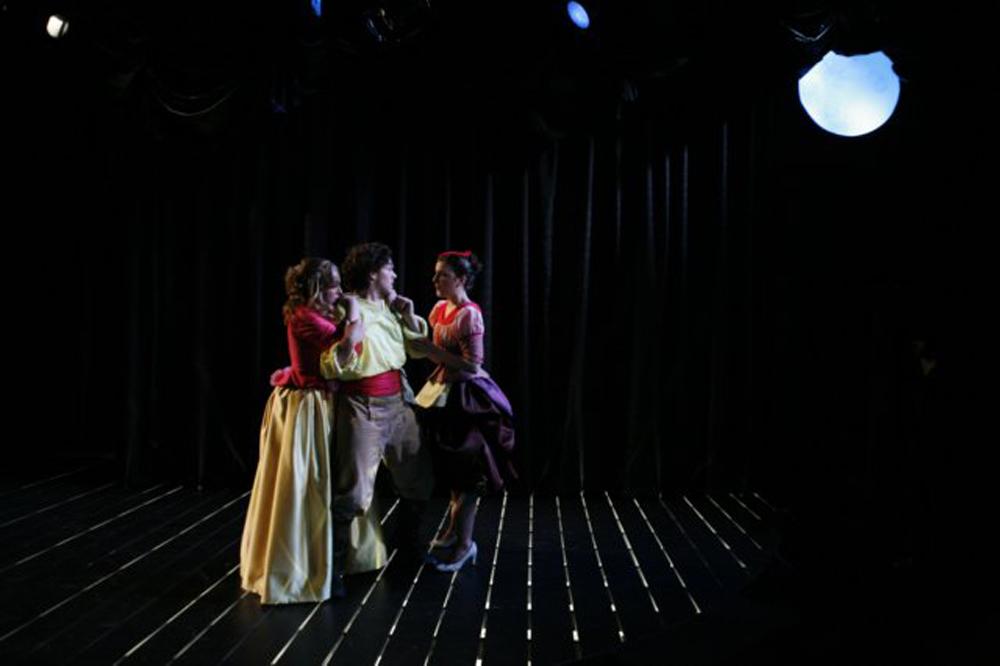 Directed by : Anya Saffir  Set : Katherine White  Costumes : Amy Sutton  NYU Drama, 2009.