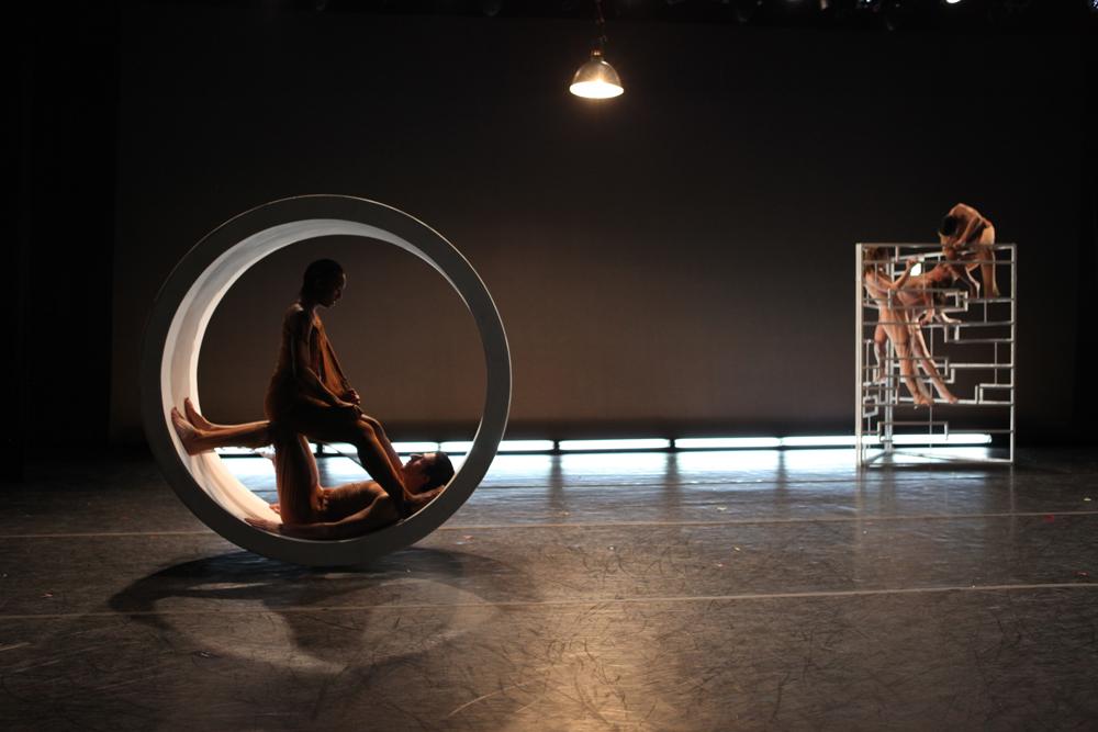 Choreography : Erika Bourdreau/Benjamin Freedman/Carissa M. Landes  Set : Stephan Moravsky  Costumes : Izzy Fields  2012