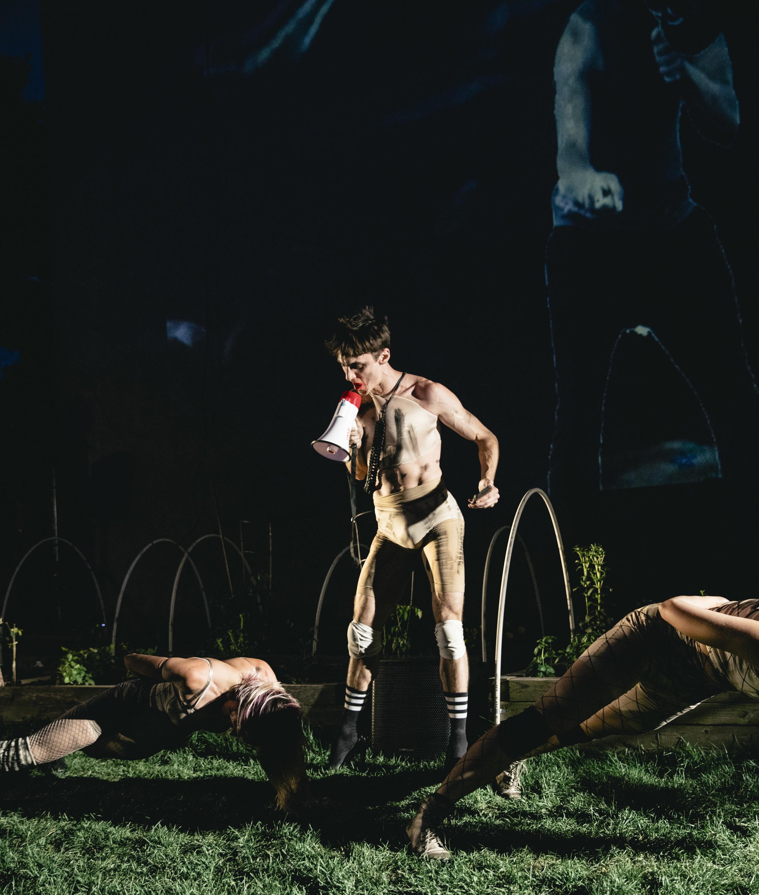 Company : The Dance Cartel  Choreography : Ani Taj Niemann  Video : Stivo Arnoczy  Costumes : Brad Callahan
