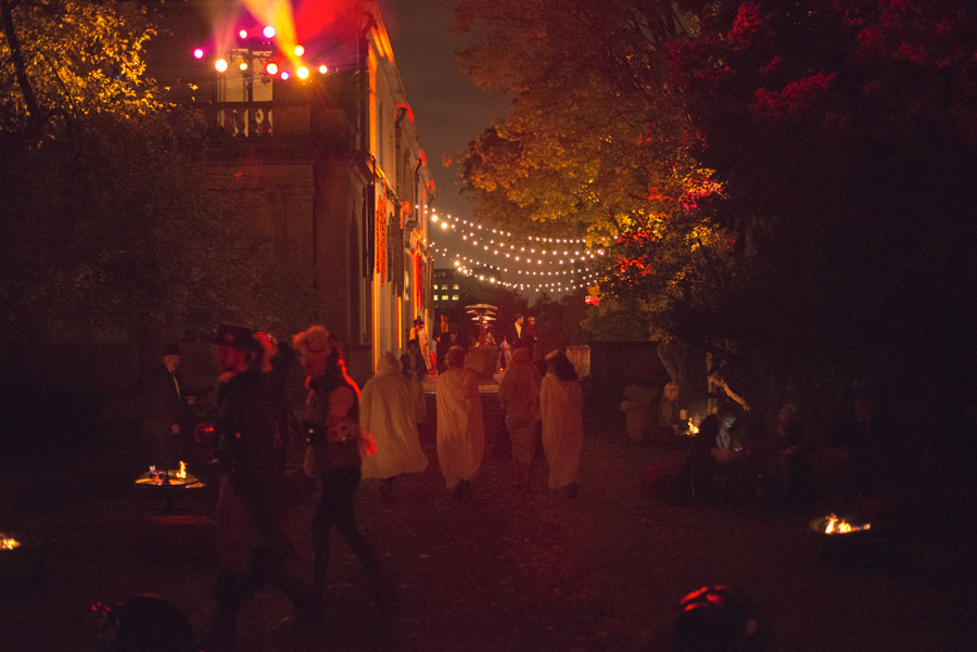 You Are So Lucky  Halloween 2016  Alder Manor, Yonkers NY,