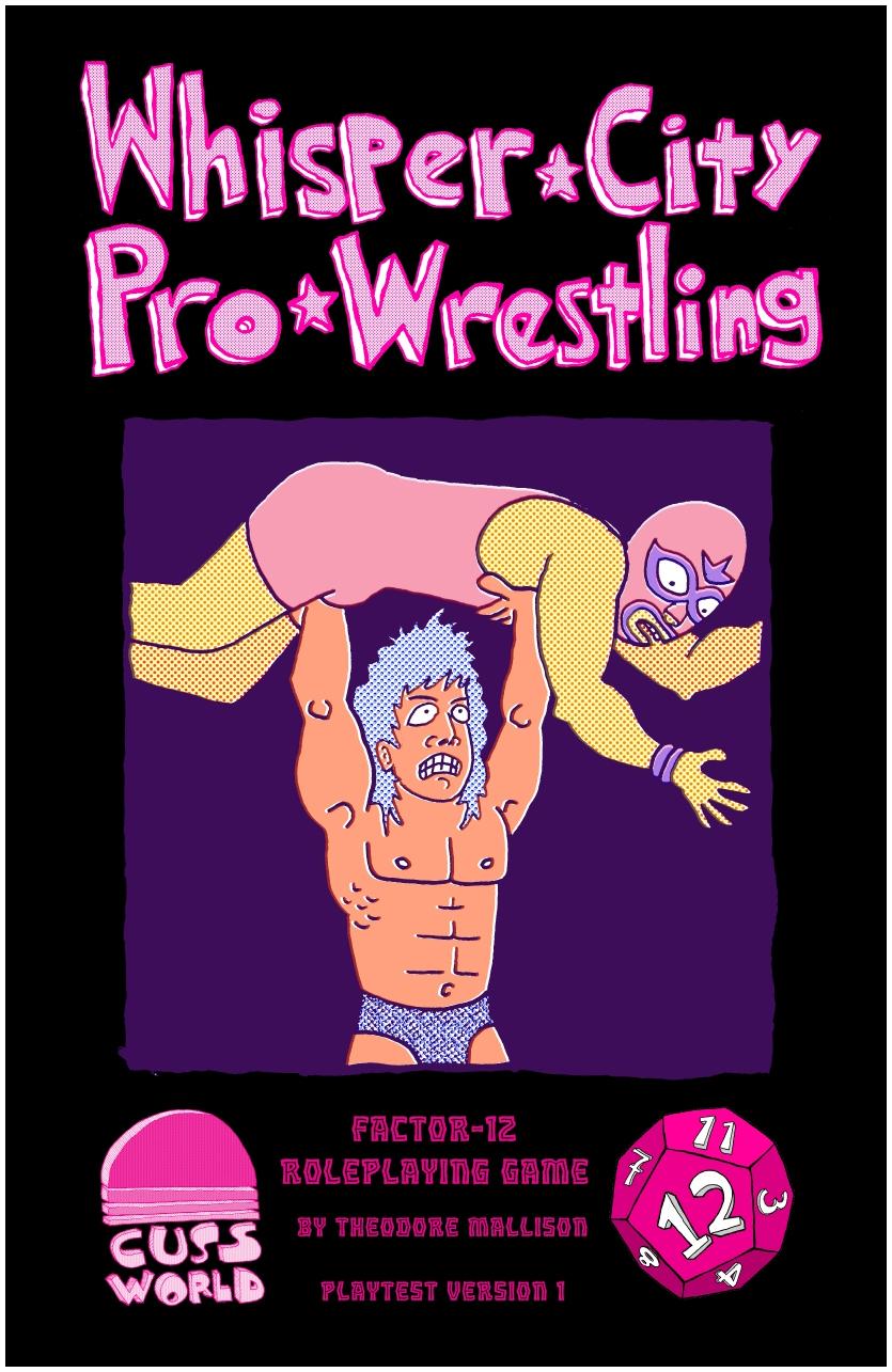 Whisper City Pro-Wrestling