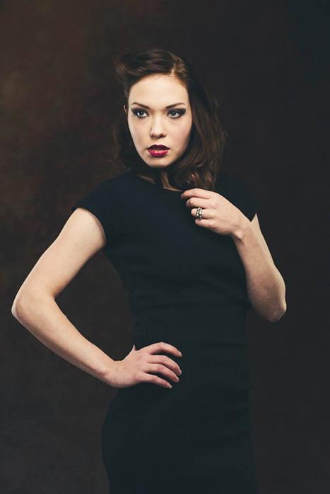 photo Antti Vettenranta model Janna