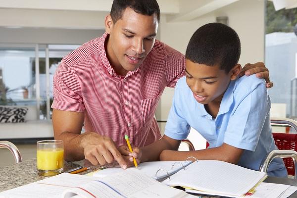 Homework, School Problems, and Child Custody.jpg