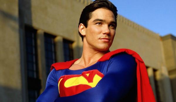 Dean Cain, the last hopeful Superman.