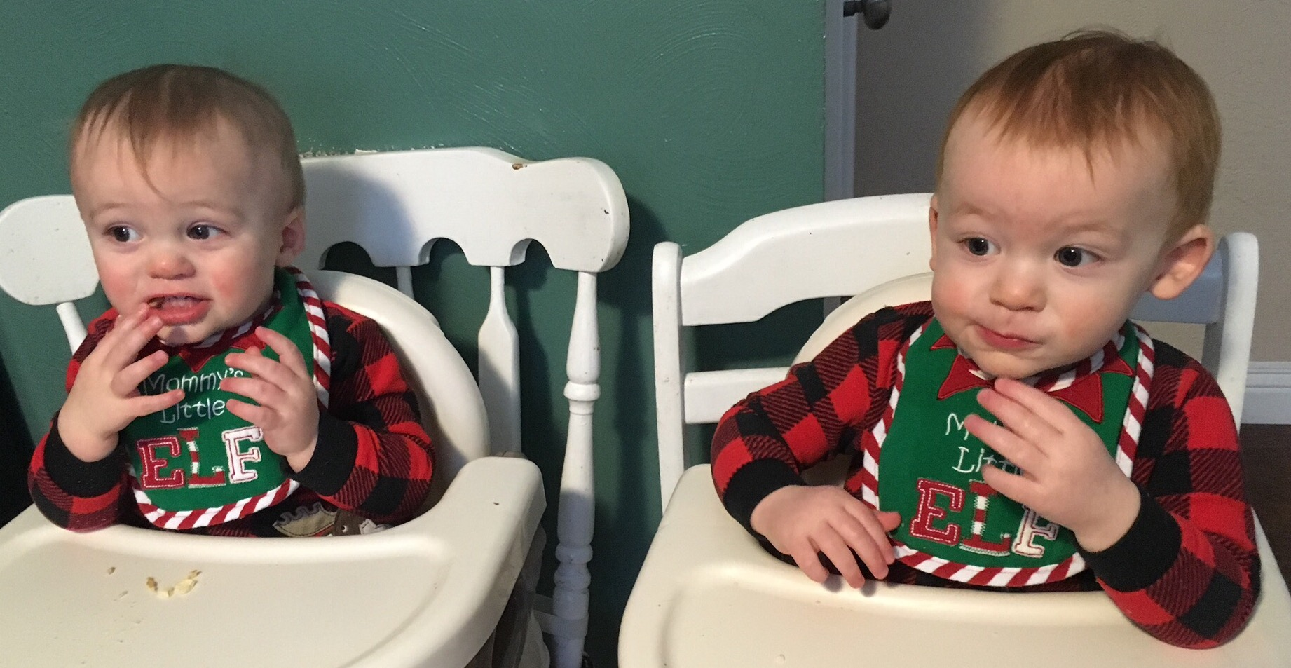 Hungry elves