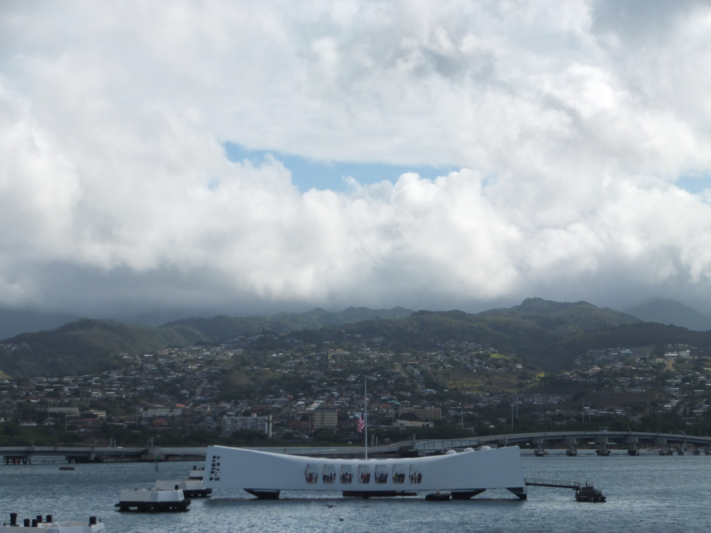 The Arizona Memorial