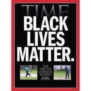 Time Black Lives Matter