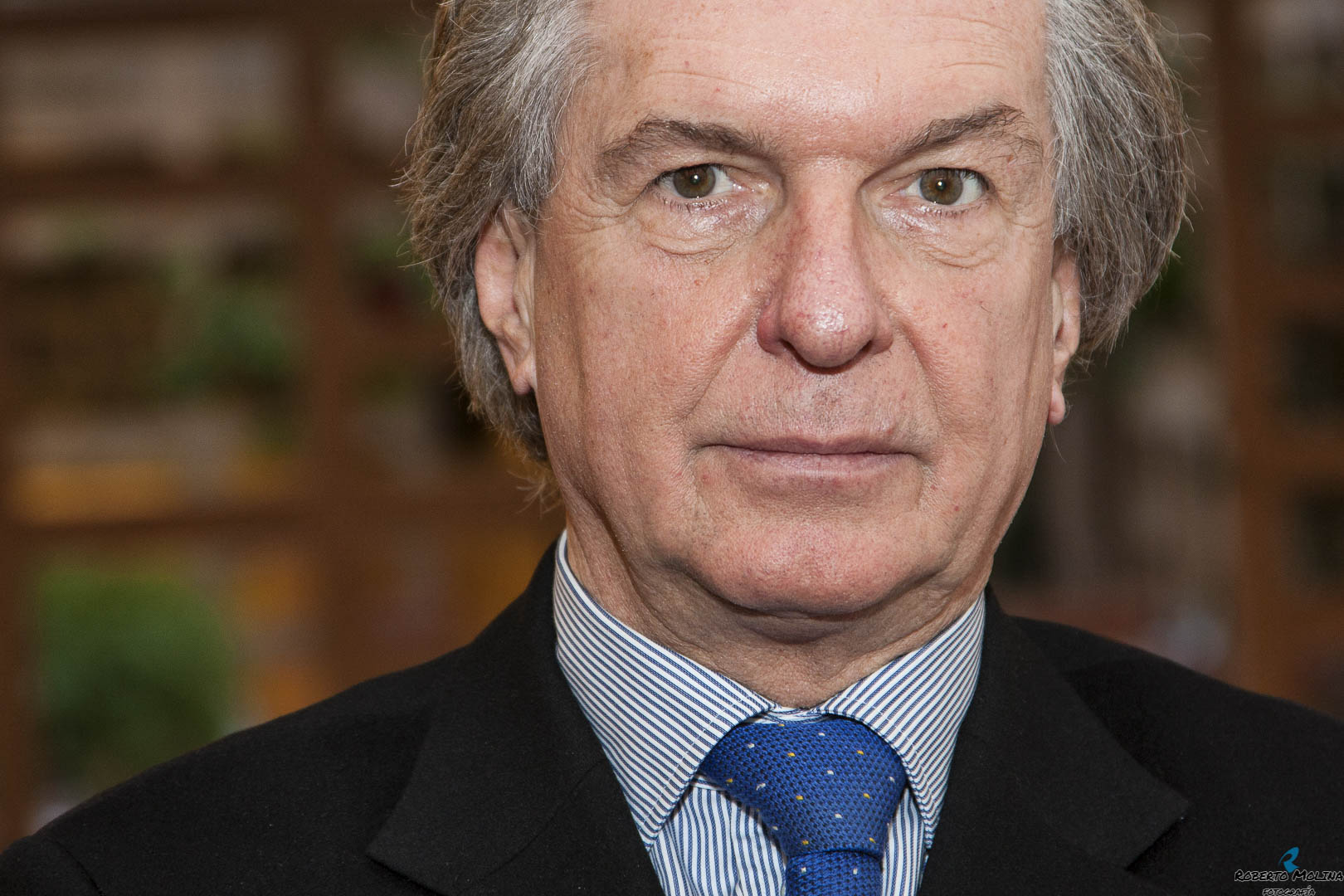 Friedrich Stickler. Presidente de la UEFA Club Competitions Committee