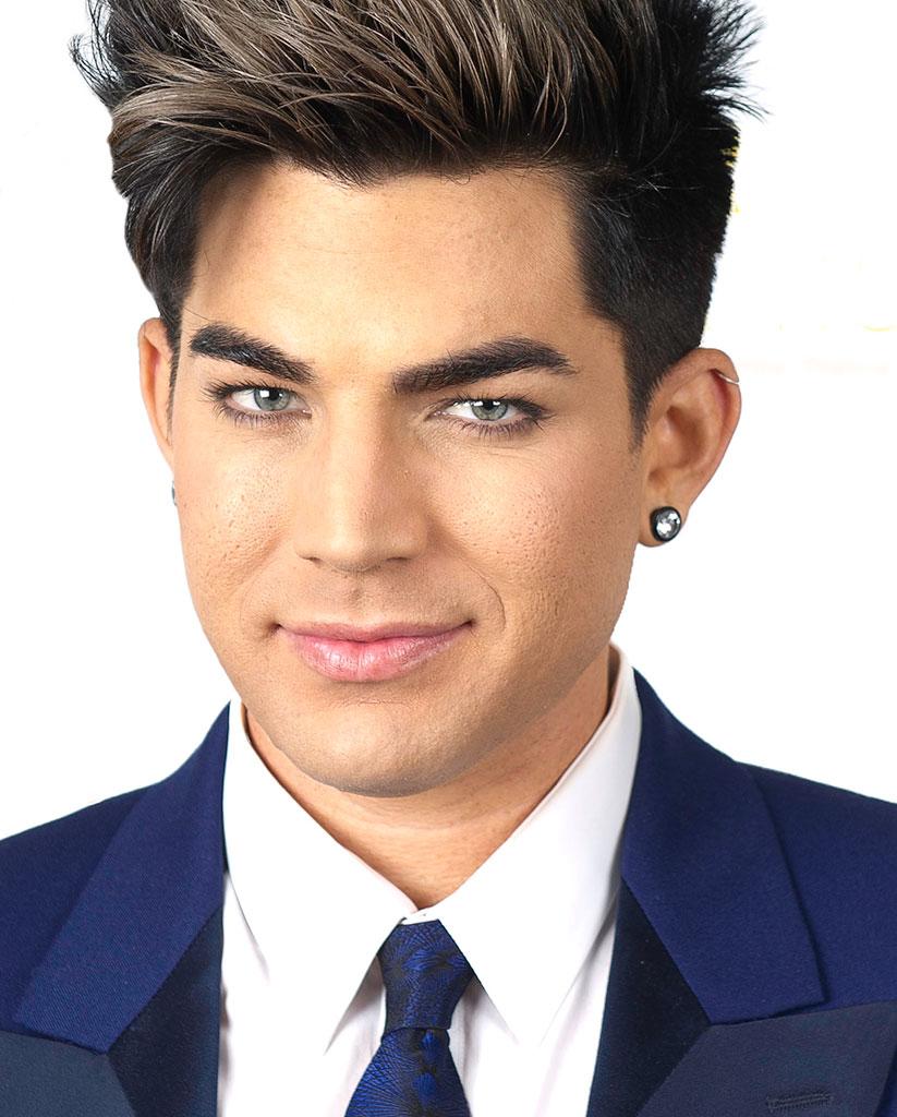 Pop star Adam Lambert Portrait_Adam Jacobs Photography