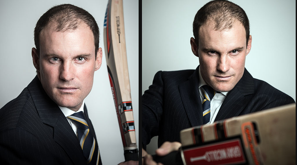Former England Cricket Captain Andrew Strauss_Adam Jacobs Photography