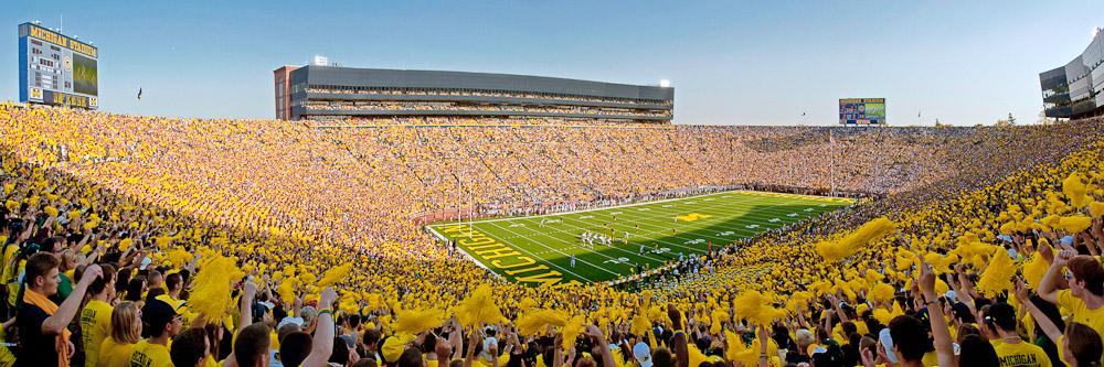 Maize Out Michigan Stadium_Adam Jacobs Photography.jpg