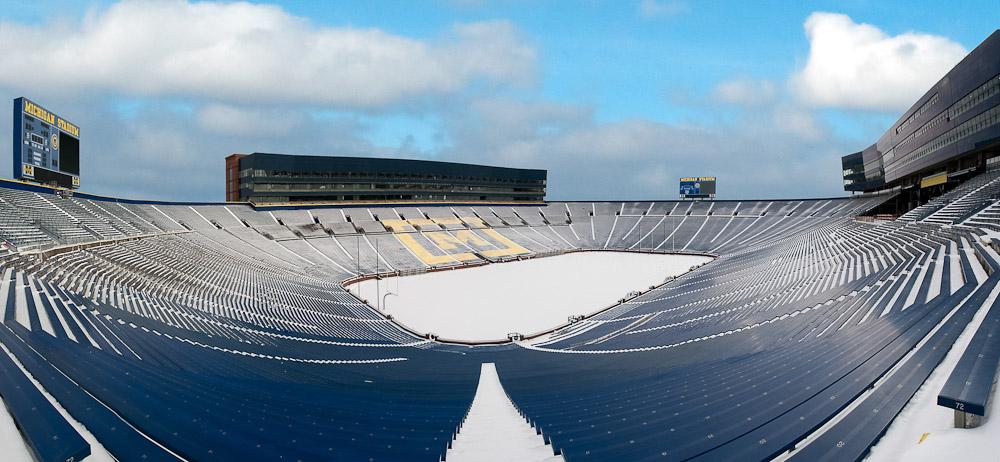 Michigan Stadium in Snow_Adam Jacobs Photography.jpg