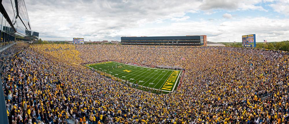 Michigan Stadium Corner Panorama_Adam Jacobs Photography.jpg
