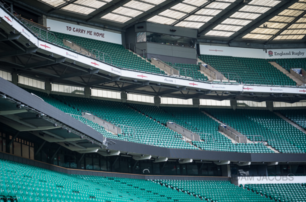 Twickenham Stadium Seats Photo_Adam Jacobs