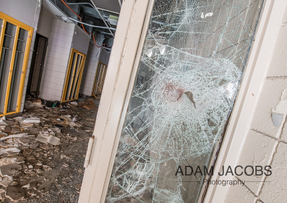 Adam Jacobs Abandoned School Art Photography 7