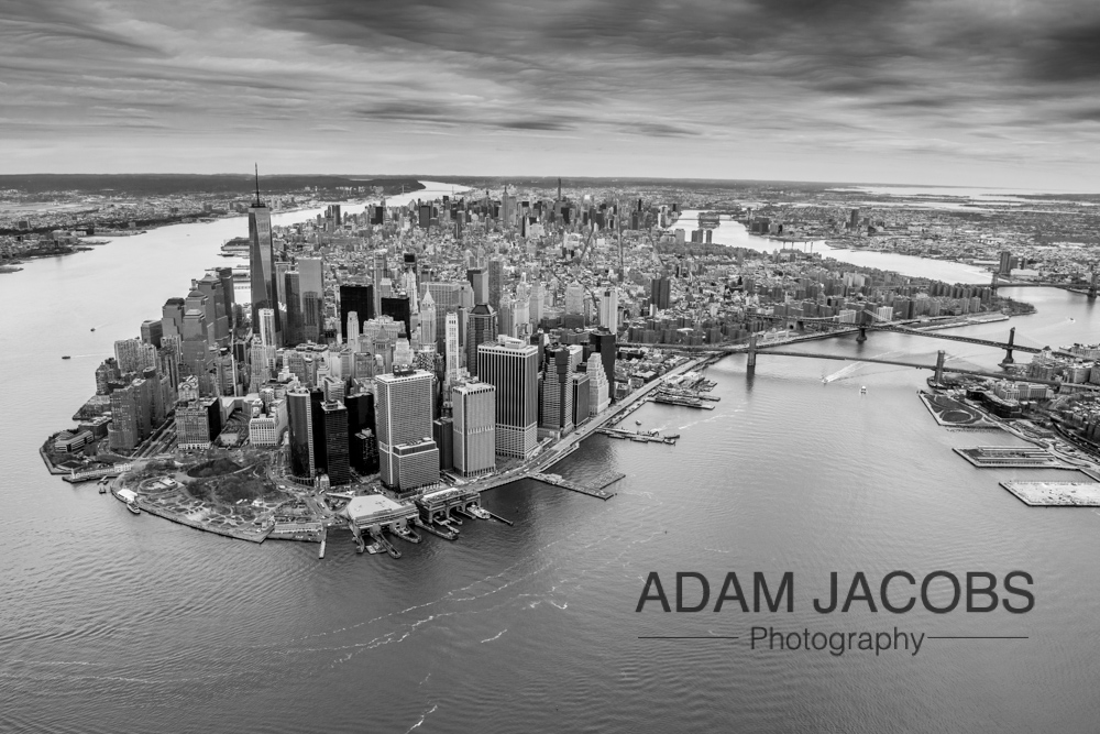 Adam Jacobs Photography_New York Aerial Manhattan 2
