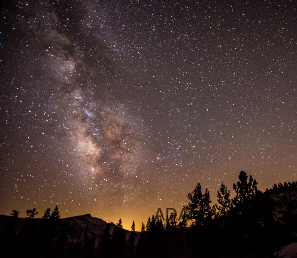 Adam Jacobs_Milky Way Space Photograph