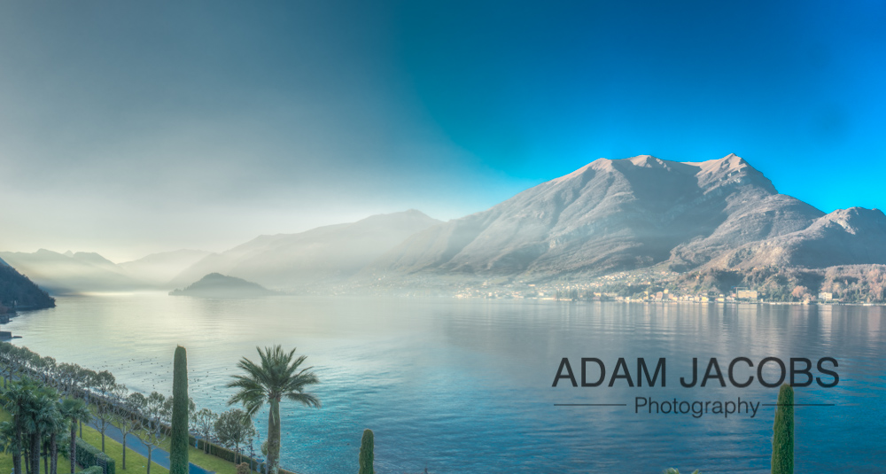 Adam Jacobs_Landscape Photography_Italy_Lake Como_Art