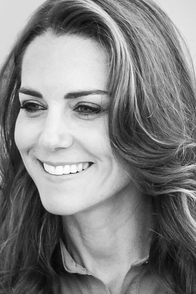 Kate Middleton Duchess Of Cambridge Portrait_Adam Jacobs
