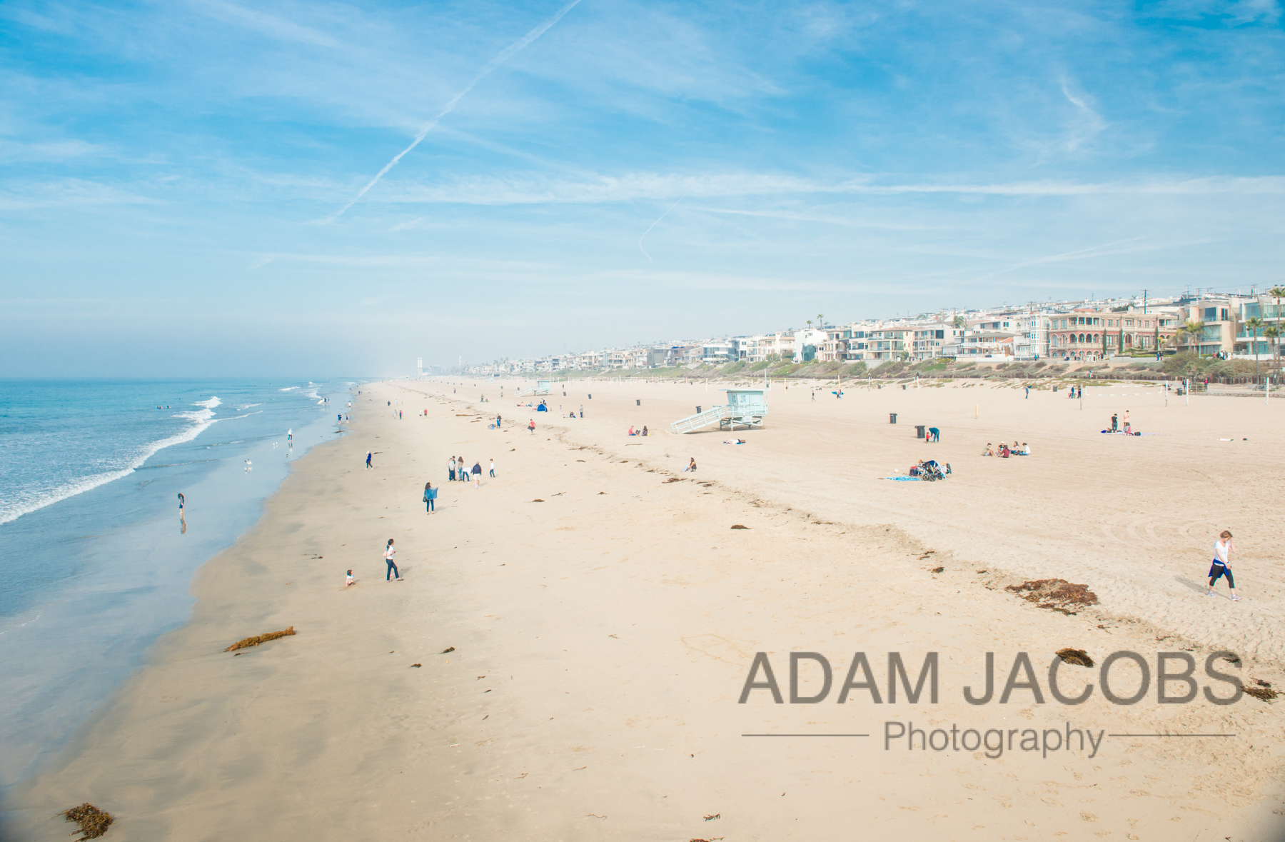 Adam Jacobs Photography Fine Art Landscape Photo California Manhattan Beach For Sale