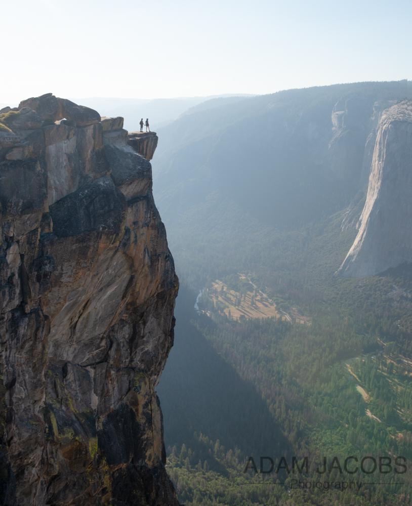 Inspiration Point Yosemite National Park