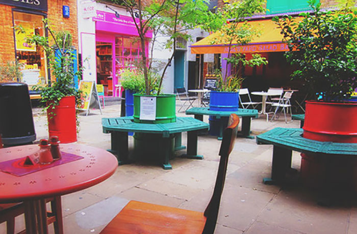 Neal's Yard, Covent Garden