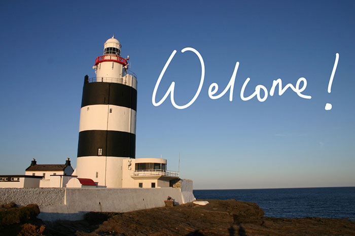Welcome  - Hook Head Lighthouse, Co. Wexford