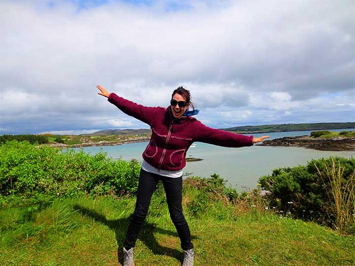 Breath of fresh air, a walk in West Cork countryside