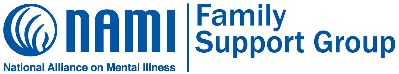 NAMI Family Support Group Logo