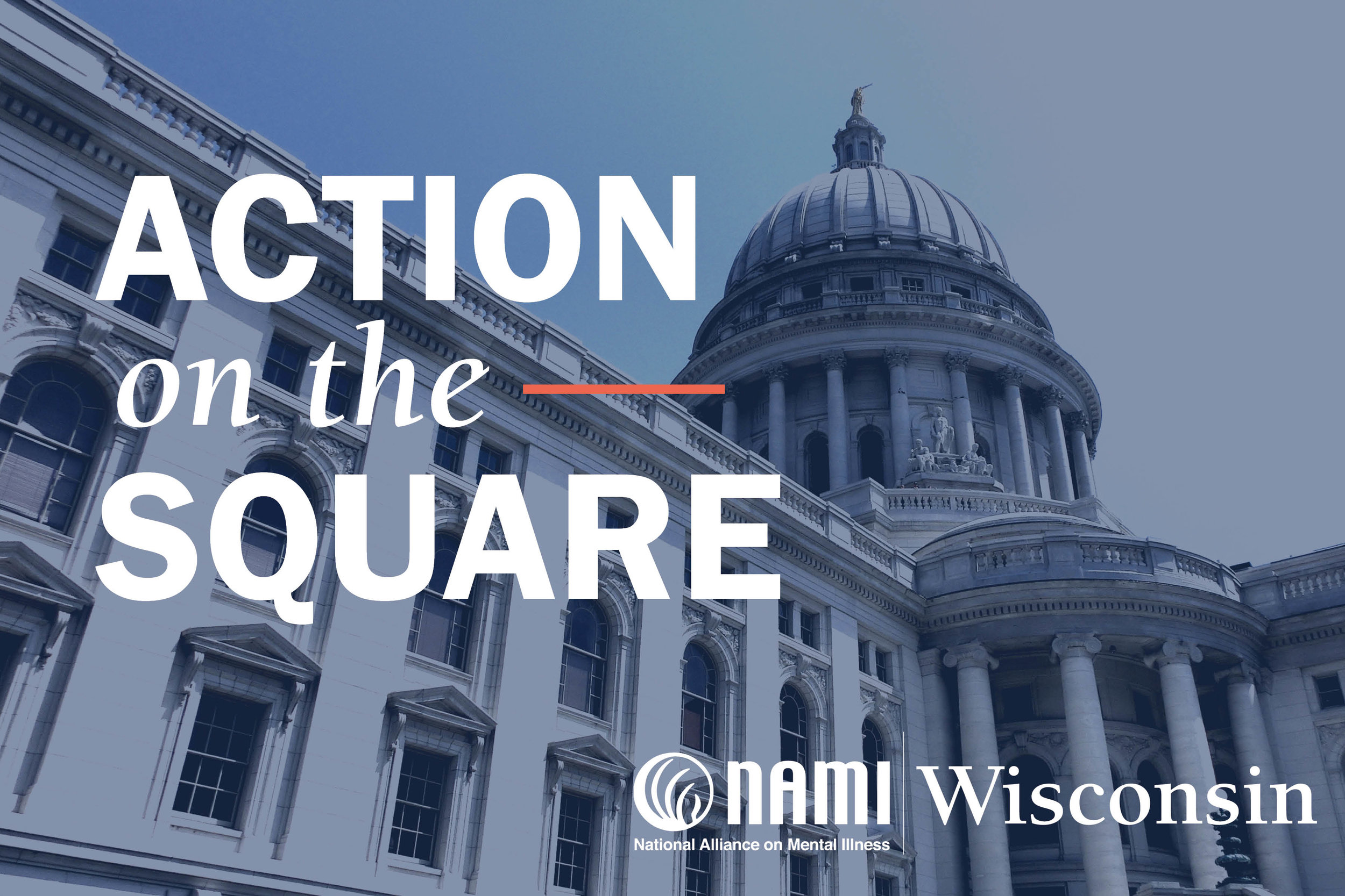 Action on the Squares Image