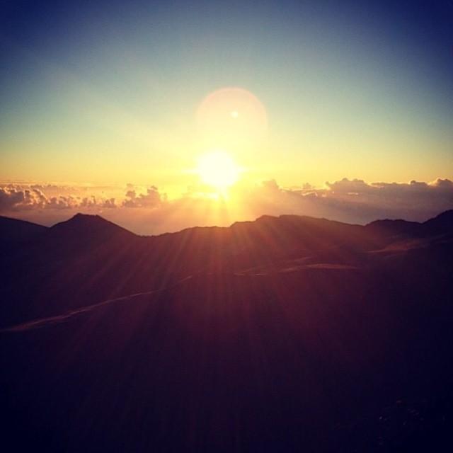 Haleakalā, Big Island, Hawaii | Happy Place of @artybajardi