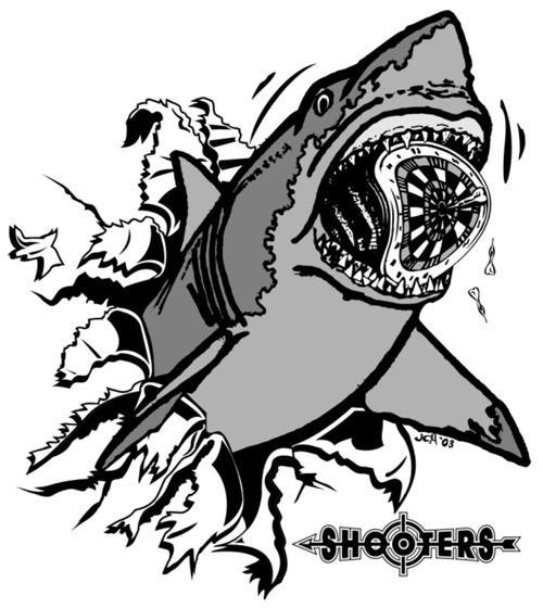Shooters Dart Shark