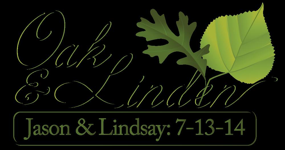 Visit our official wedding website:  OakAndLinden.org .