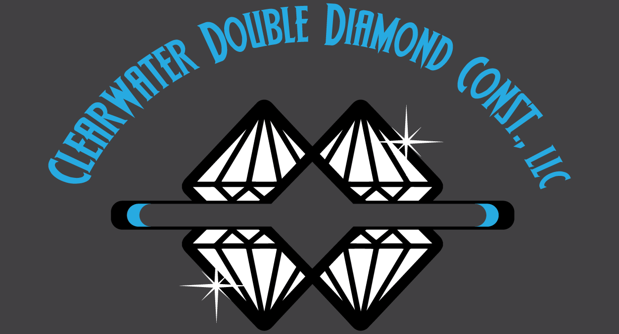 ClearwaterDoubleDiamondConstruction_2017-11_LogoItems_HAT FRONT_PatriotBlueWhite.png