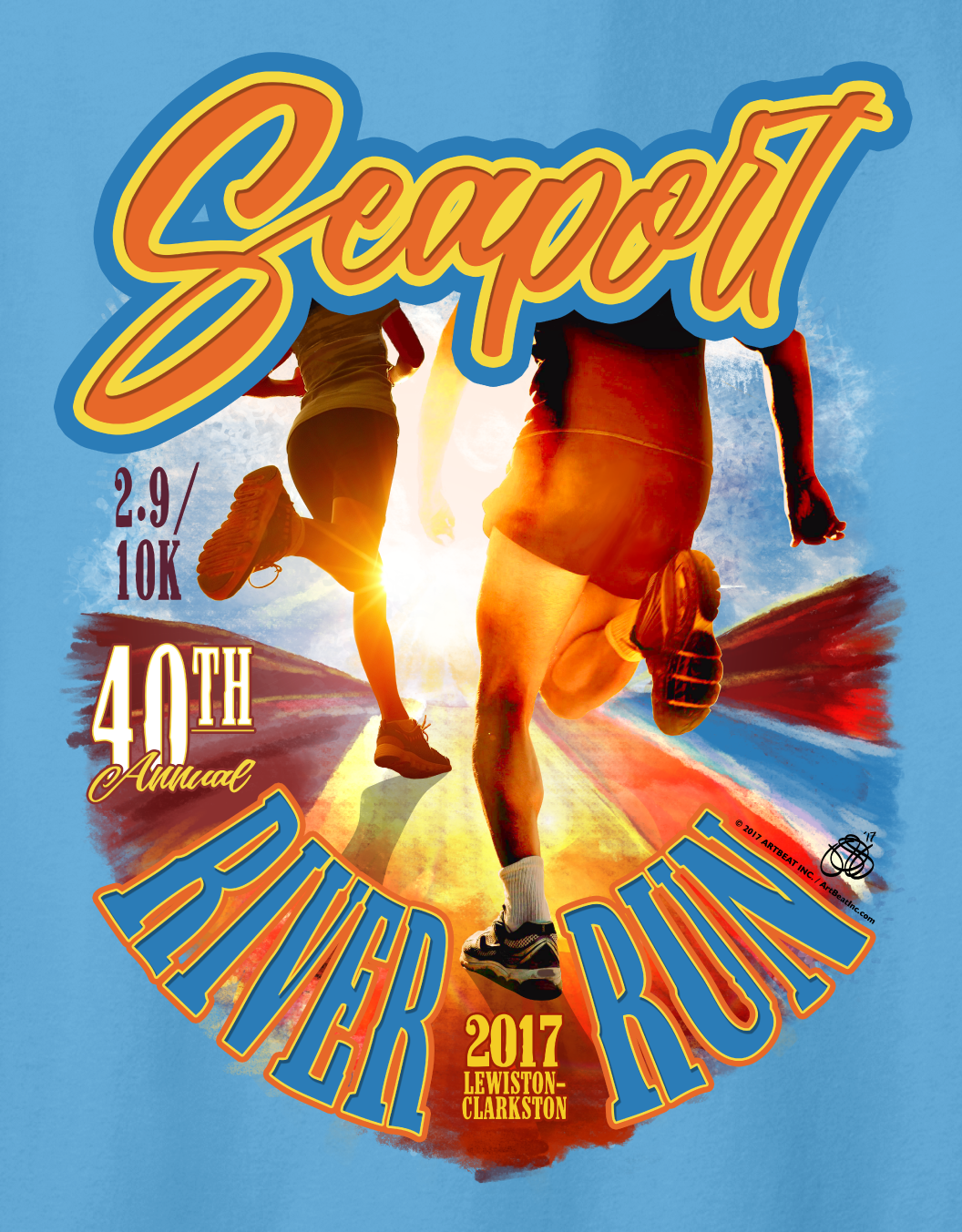 2017 Seaport River Run