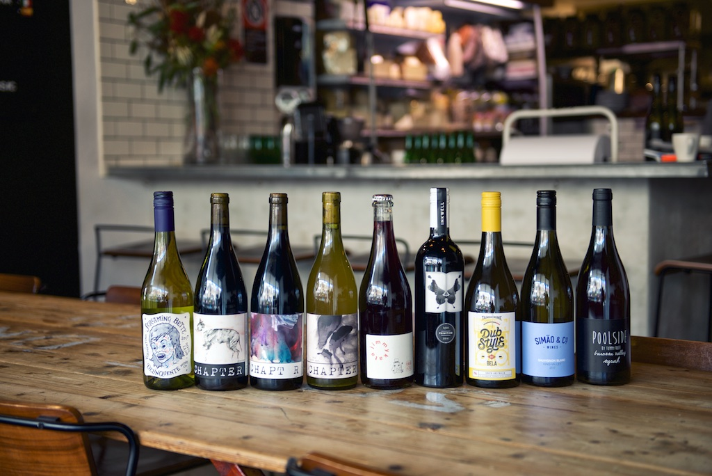 New Natural Australian Wine Line Up