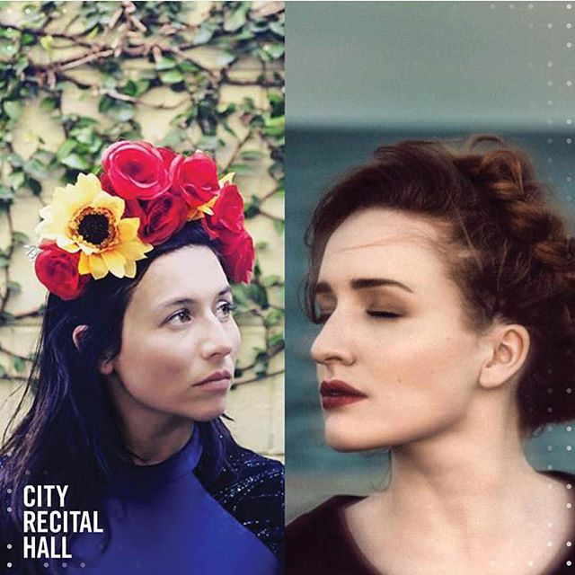 Sydney folk! Come sing? We're gonna teach you a beautiful tuuuuune! Clue: #obrother 🤭............................................. #Repost from @cityrecitalhall: Head on down to #CityRecitalHall tomorrow, Thursday 14th March 6pm for #SydneyFlashMobChoir! Our conductors will be none other than Elana Stone and Georgia Mooney from @allourexesliveintexas - this is a singing session not to be missed!