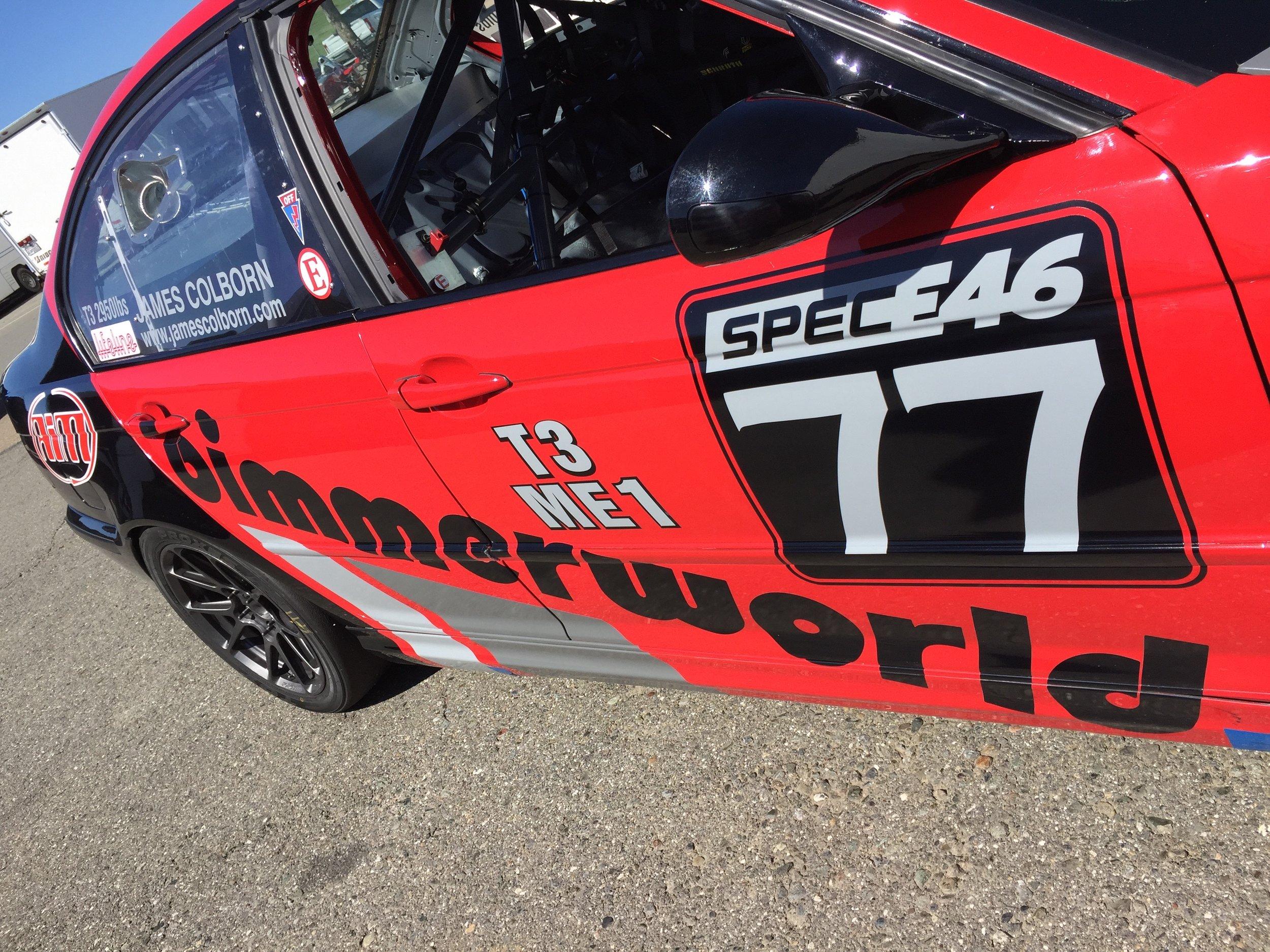 SE46 is now SE46 #77 in T3.