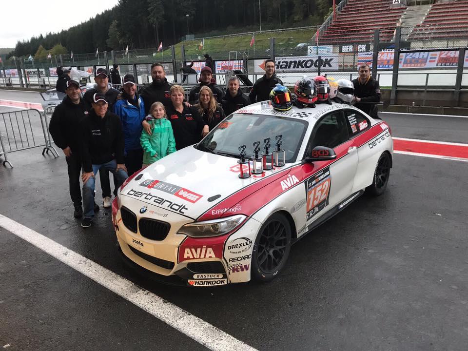 Sorg Rennsport team. Lovely people.