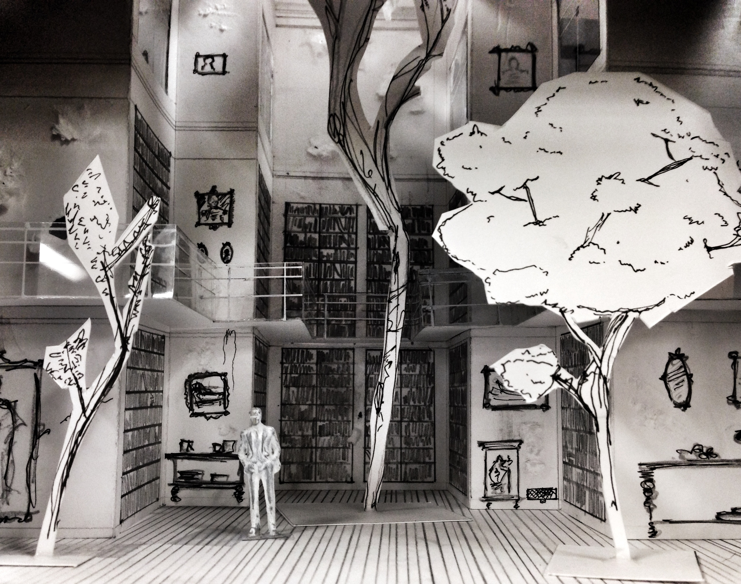 Into the Woods (Sketch Model)