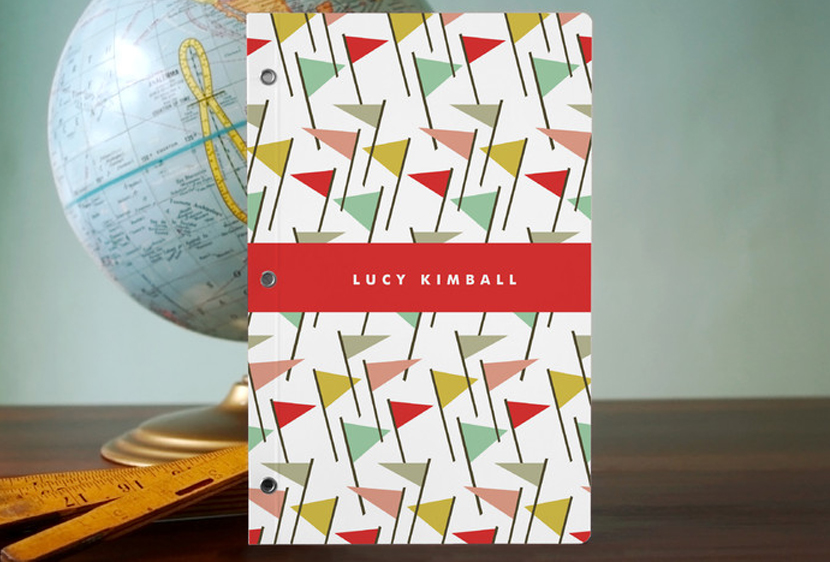 Minted Notebook Designs