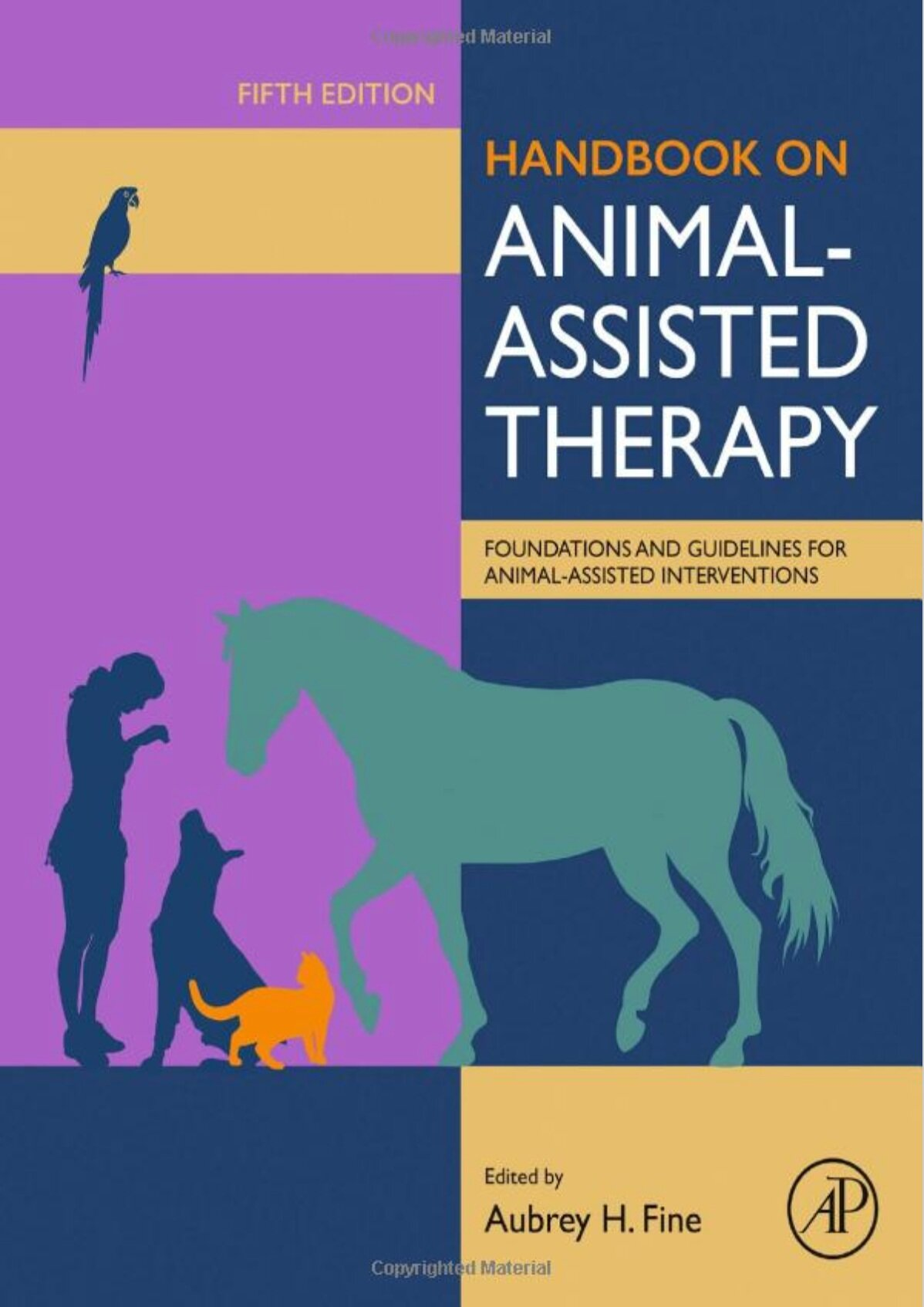 Animal Assisted Therapy 5th Edition