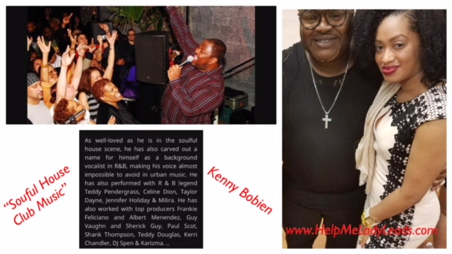 """""""Behind the scene Day of Concierge Consultant""""    Click here to see Kenny Bobien Perform as a """"Surprise Birthday Gift"""""""